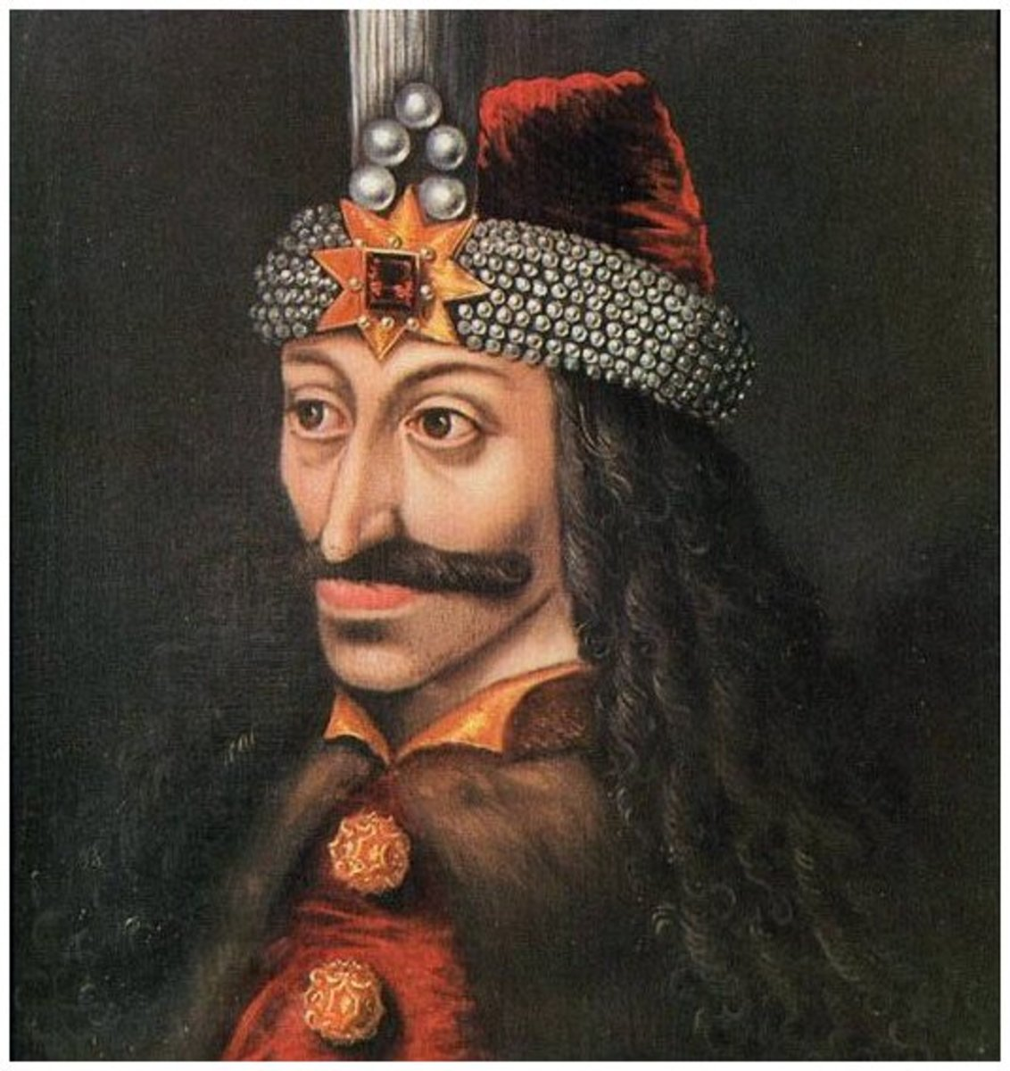 A Picture of Vlad Tepes
