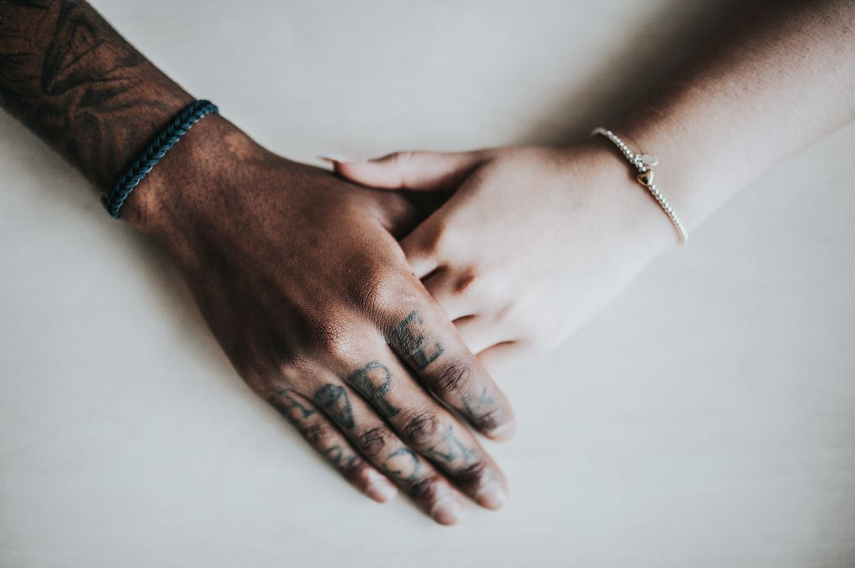 """A list of """"wedding ring tattoos"""" or relationship finger tattoo design ideas."""