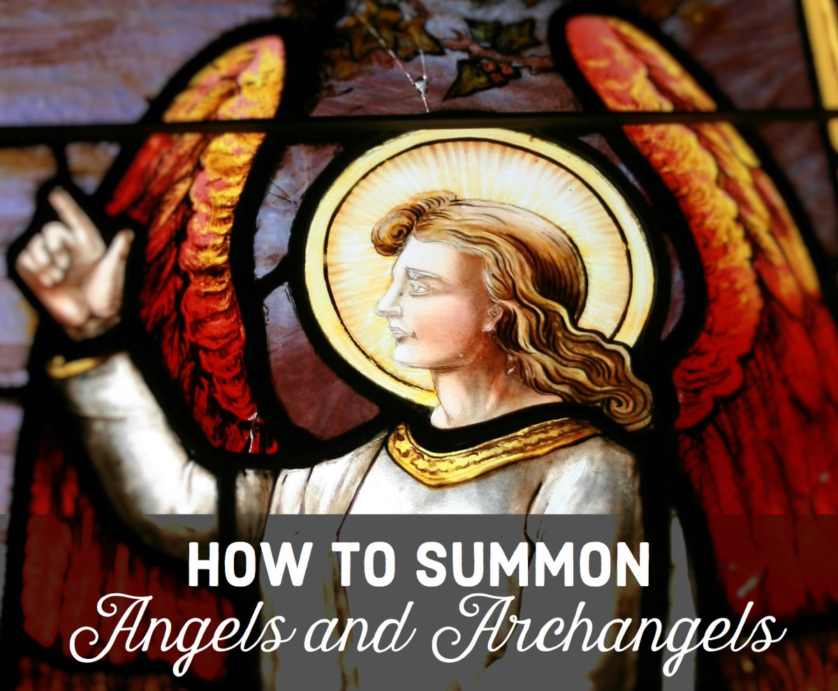How to Summon Angels and Archangels for Help