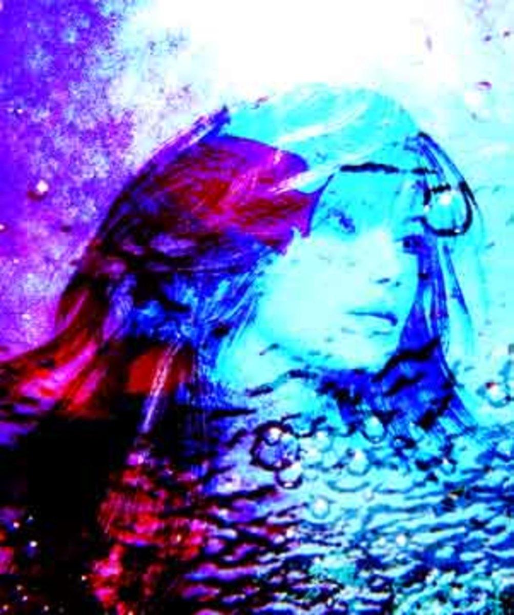 Lady of the Sea - Digital Art RE Kongaika