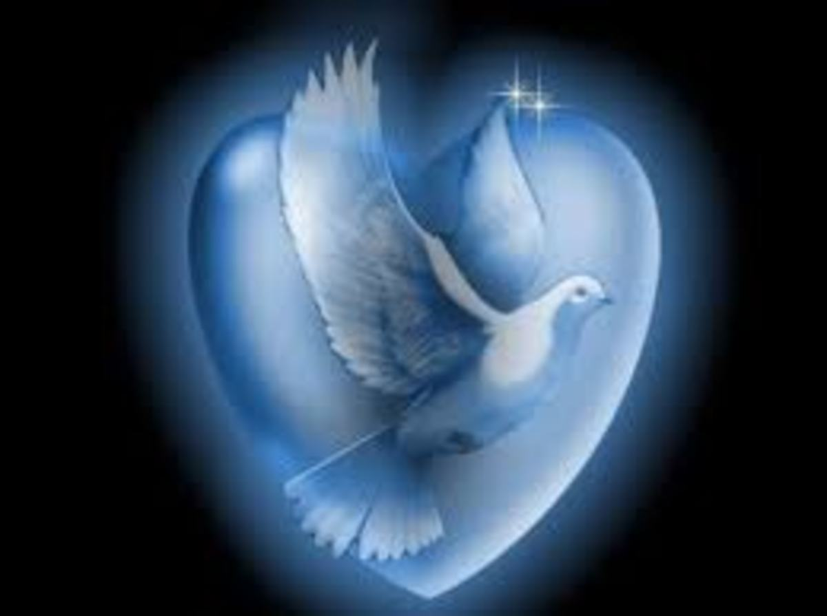 The Fruit Of The Spirit Is Love: (Part 1. The Presence And Work Of The Holy Spirit)
