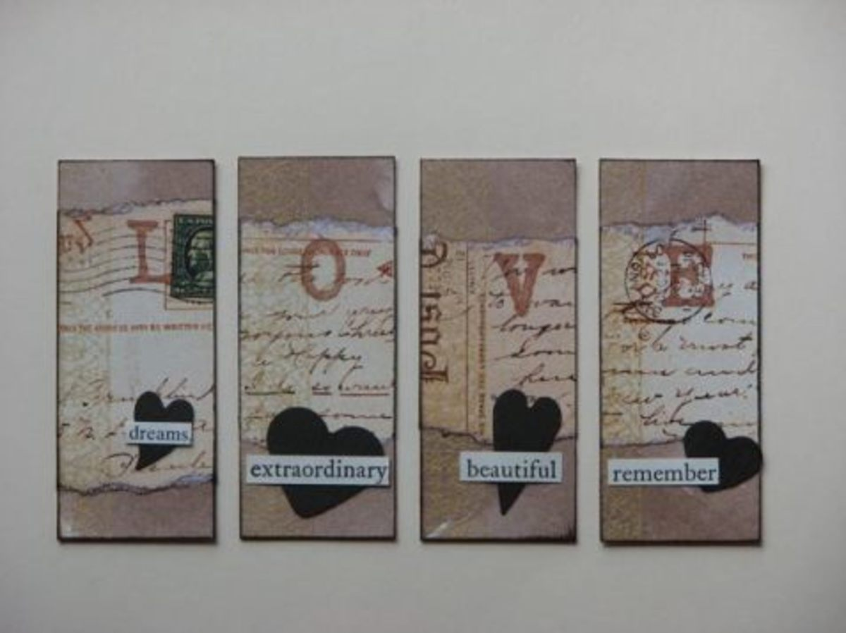 Simple and easy to make, these moo cards convey simple sentiments