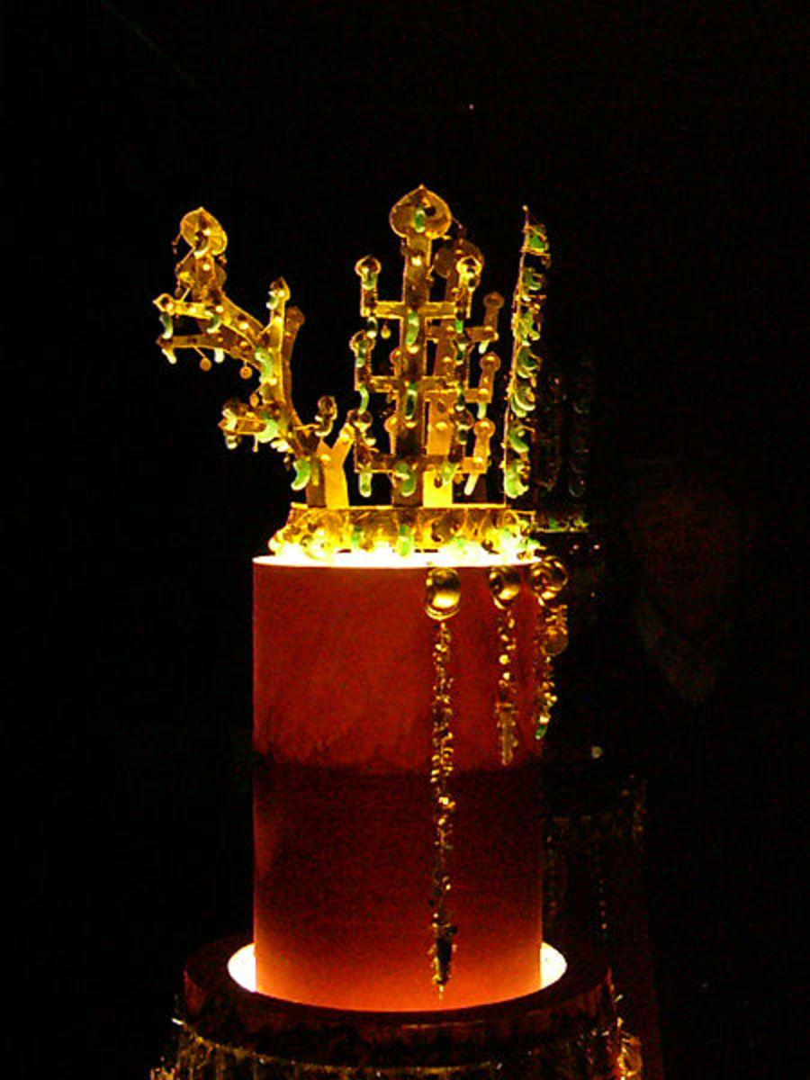The Silla Crown