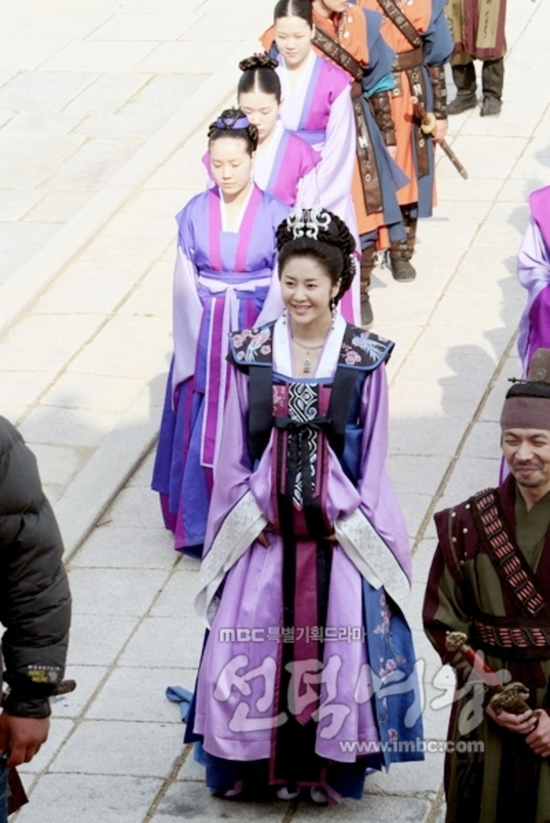 The Great Queen Seon Deok  The Most Phenomenal Korean Historical Drama in 2009  HubPages