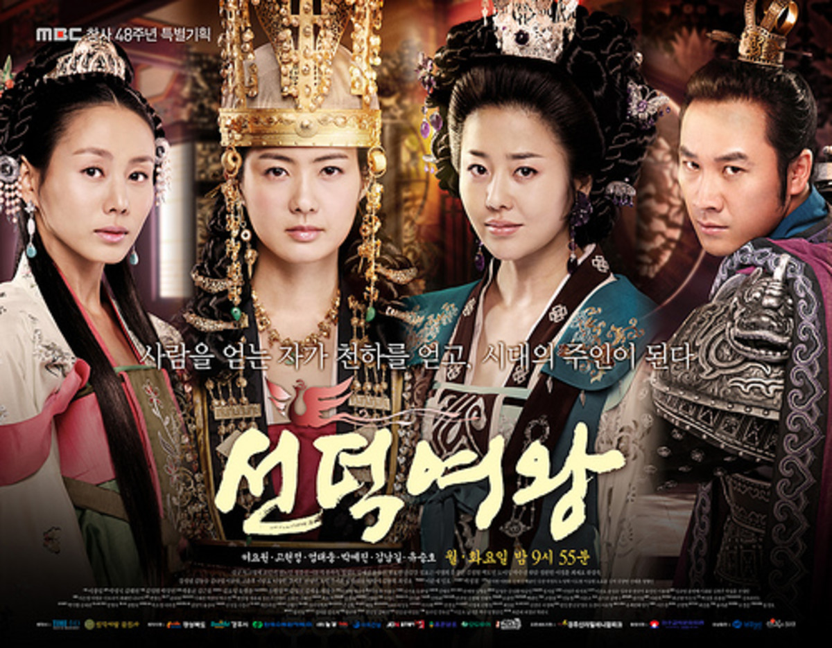 the-great-queen-seon-deok-the-most-phenomenal-korean-historical-drama-in-2009