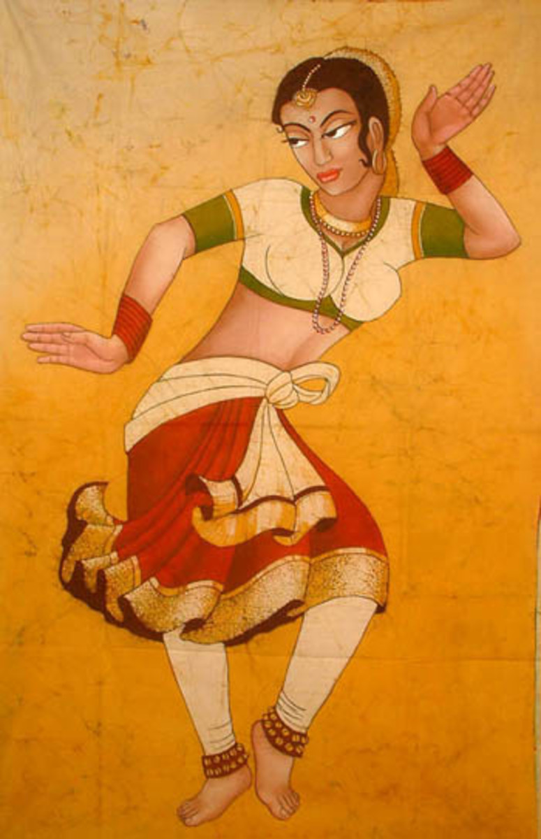 Painting by Surekha Kulkarni