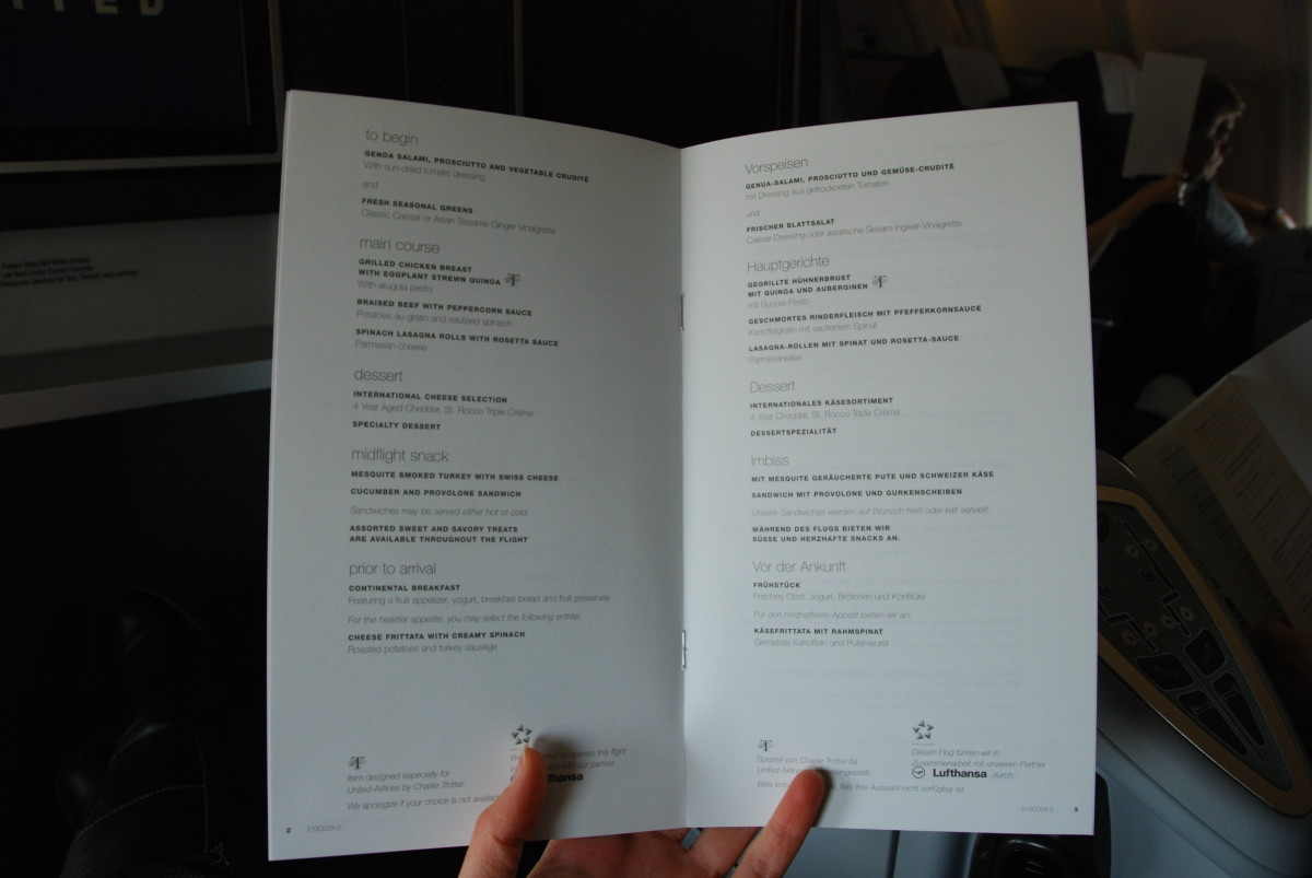united-airlines-business-class-food