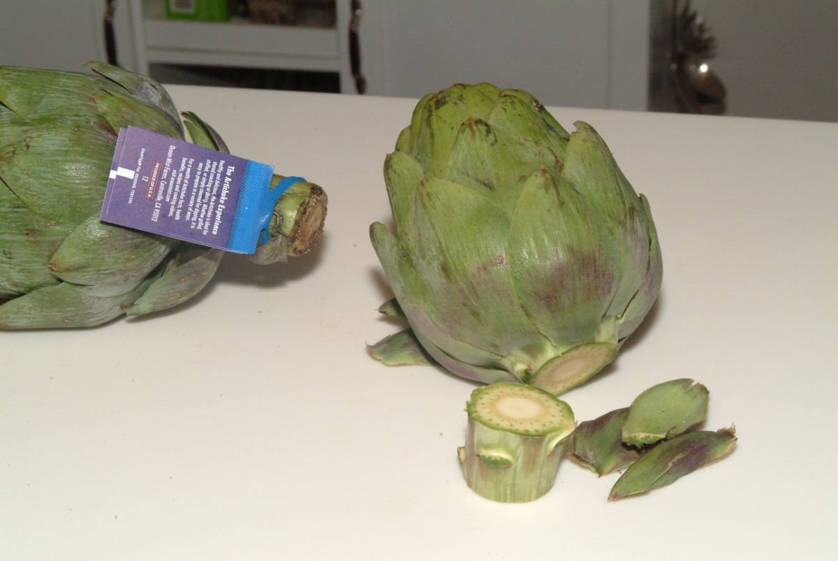 Knowing a good artichoke from a bad one makes all the difference!