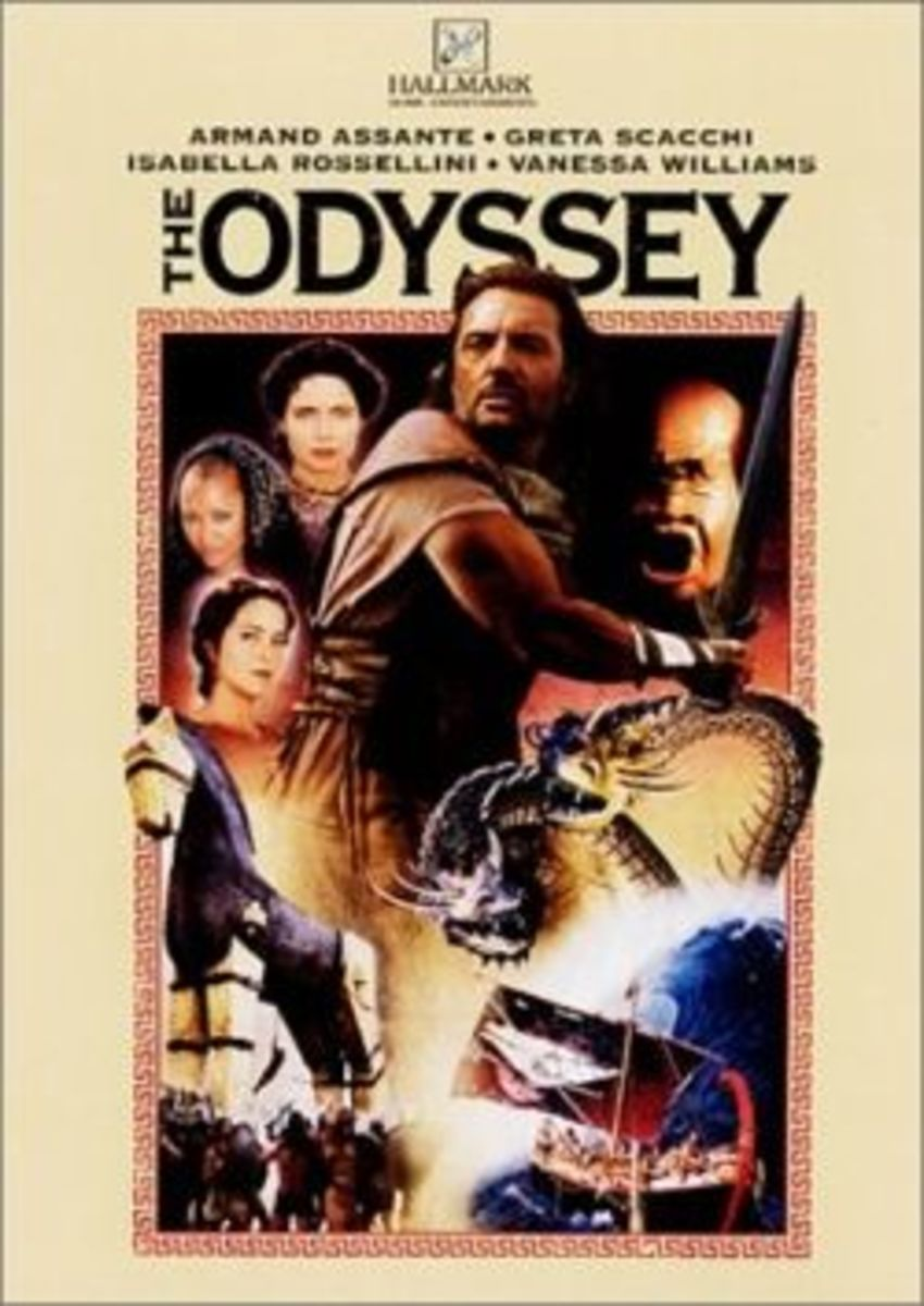 Hallmark's The Odyssey 1997 Movie Review