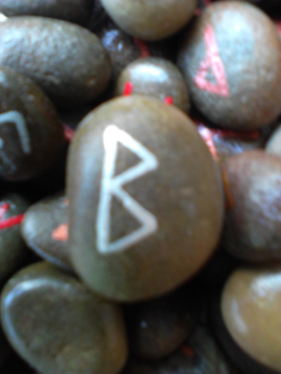 BERKANA Rune