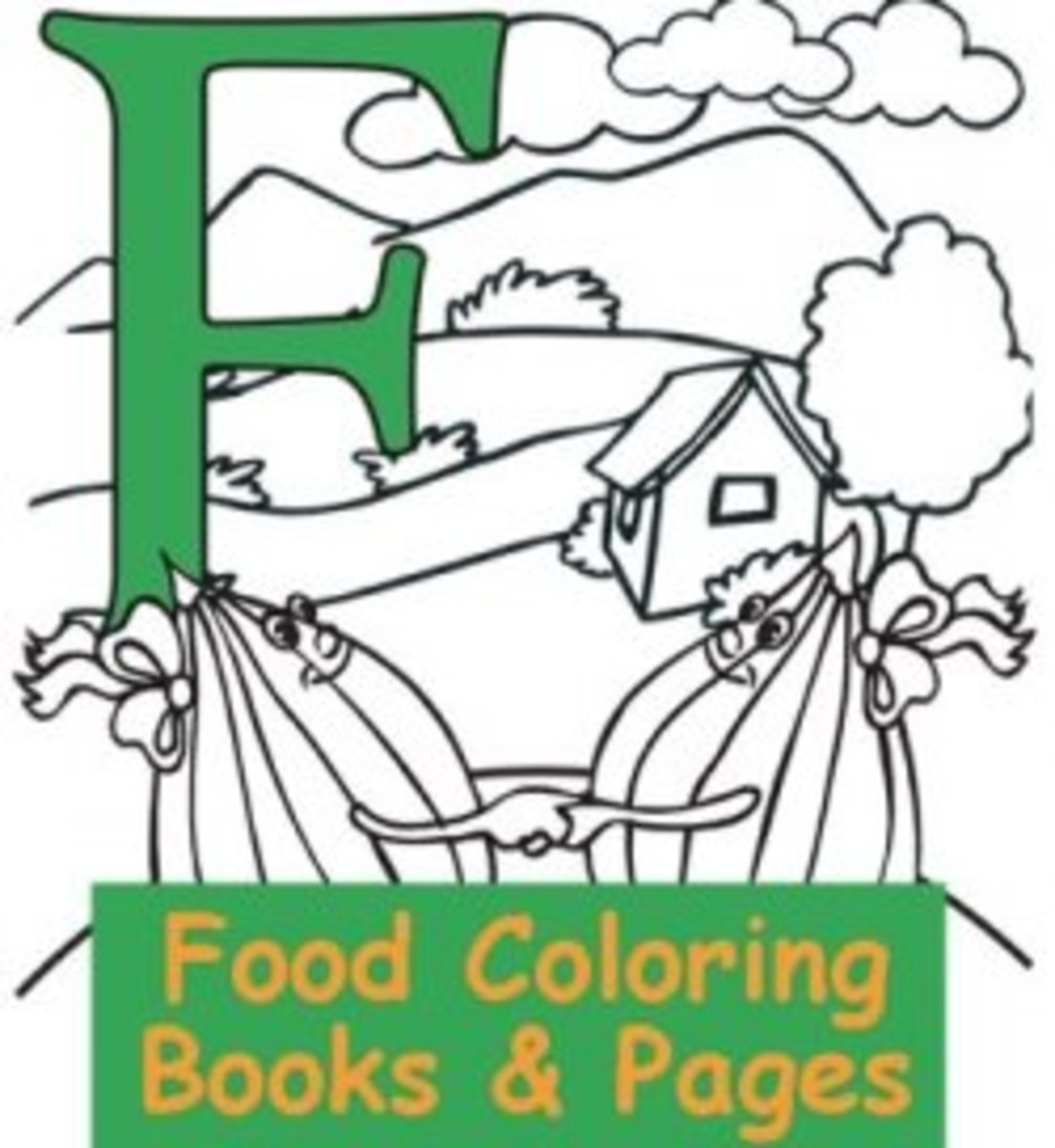 Favorite Foods Coloring Pages HubPages