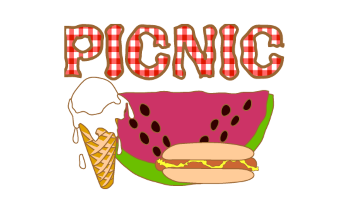 Picnic Foods Snacks