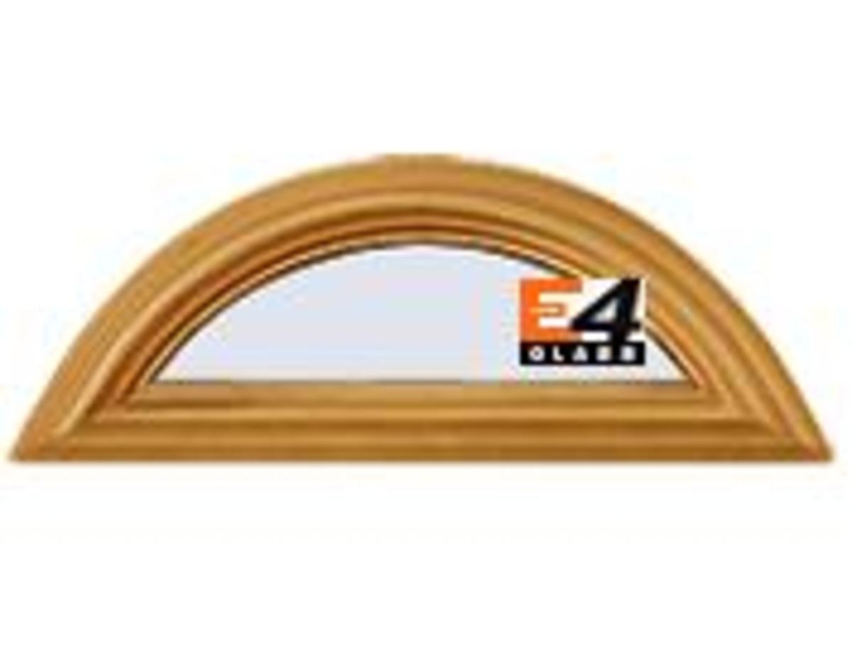 Anderson window - full chord under arch series