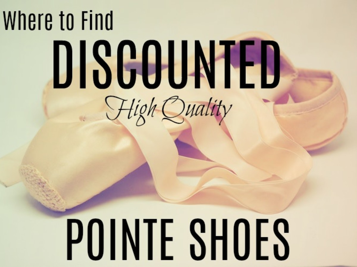 Best Places to Find Discount Pointe Shoes