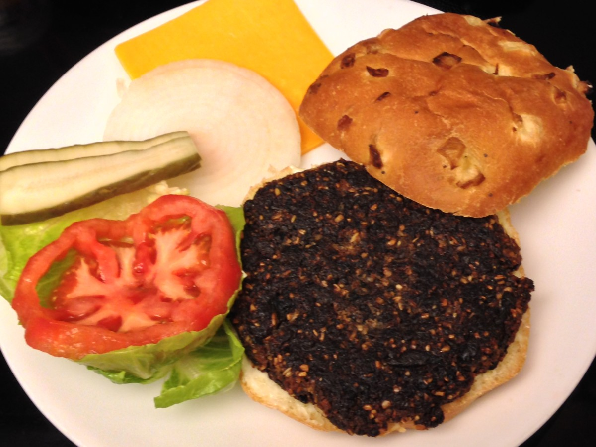 Veggie Burgers Index and Overview to 32 Vegetarian Burger Recipes