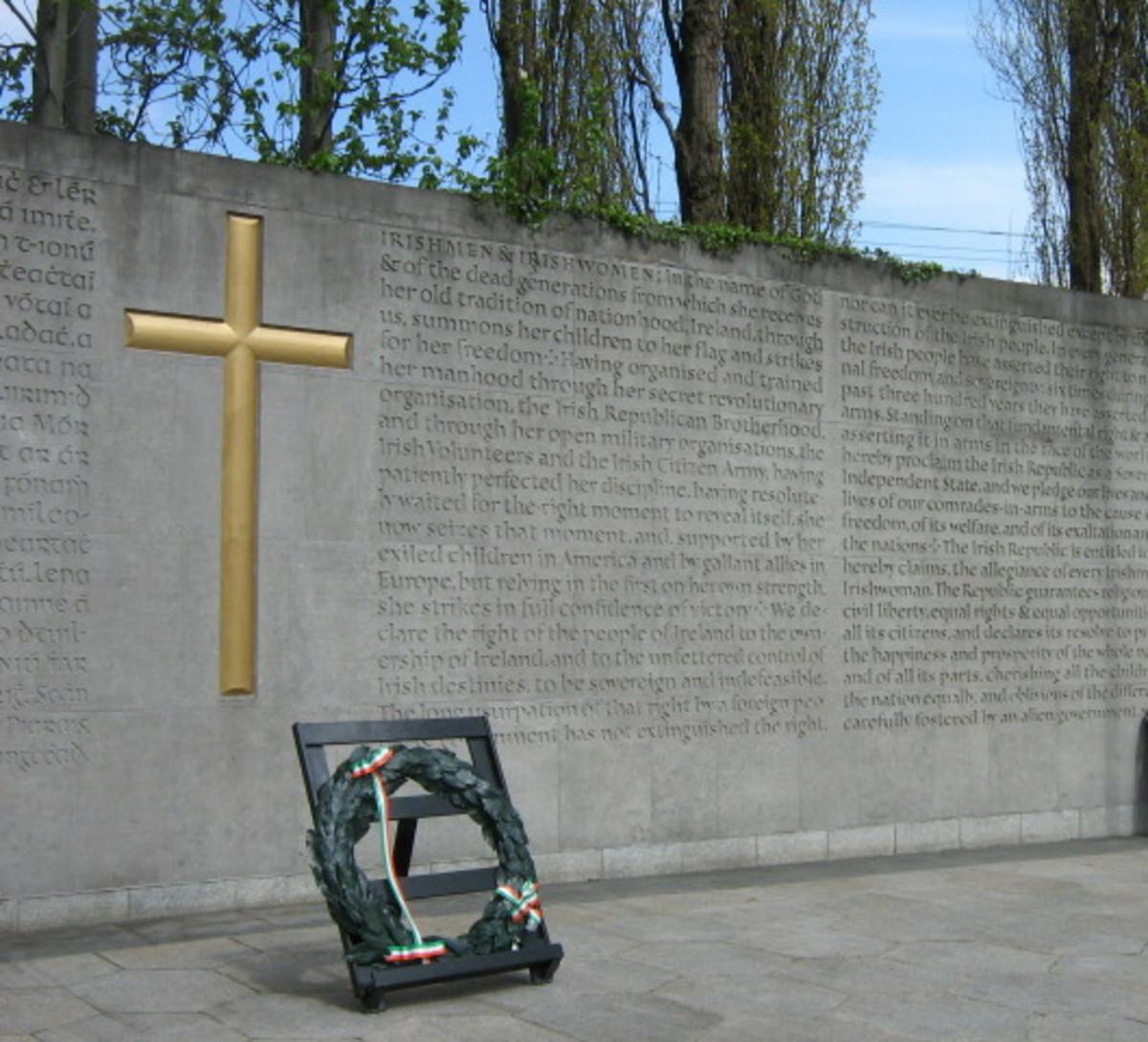 Arbour Hill Memorial Park Dublin Ieland