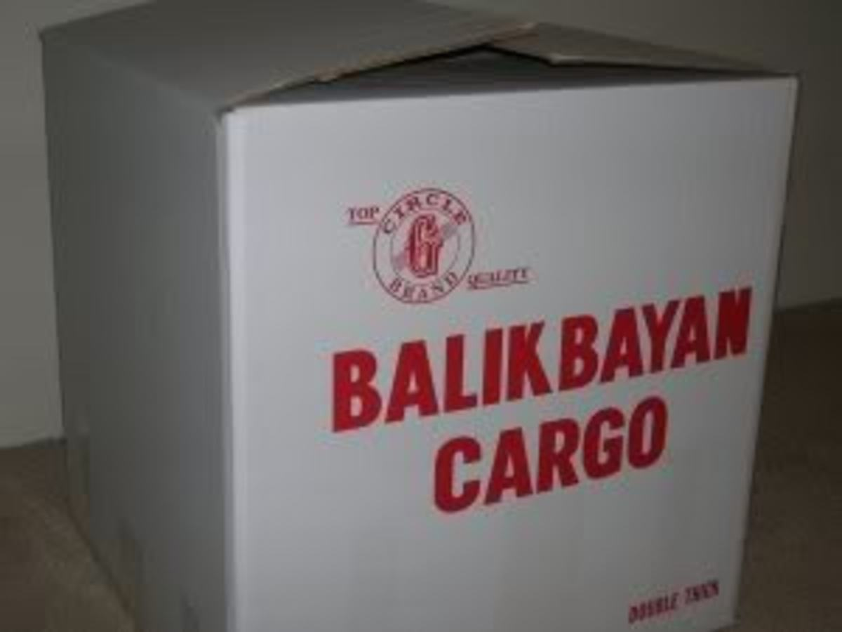 Best  and Cheapest Balikbayan Box Shippers in the World, Best International Shipping