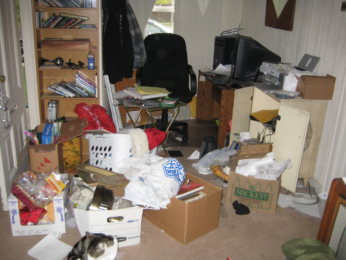 How to Declutter and Organize a Whole House