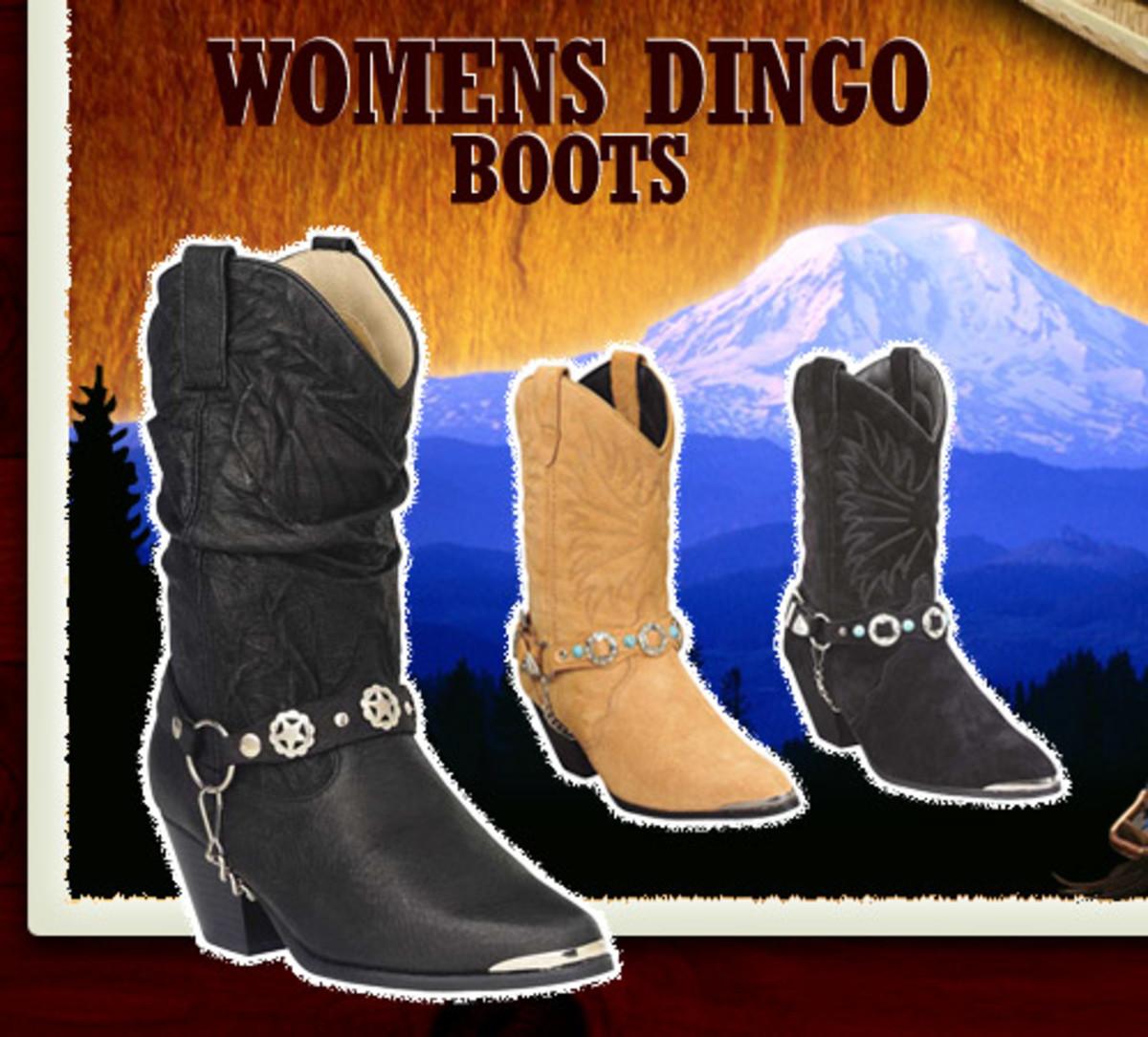 Women's Dingo Boots
