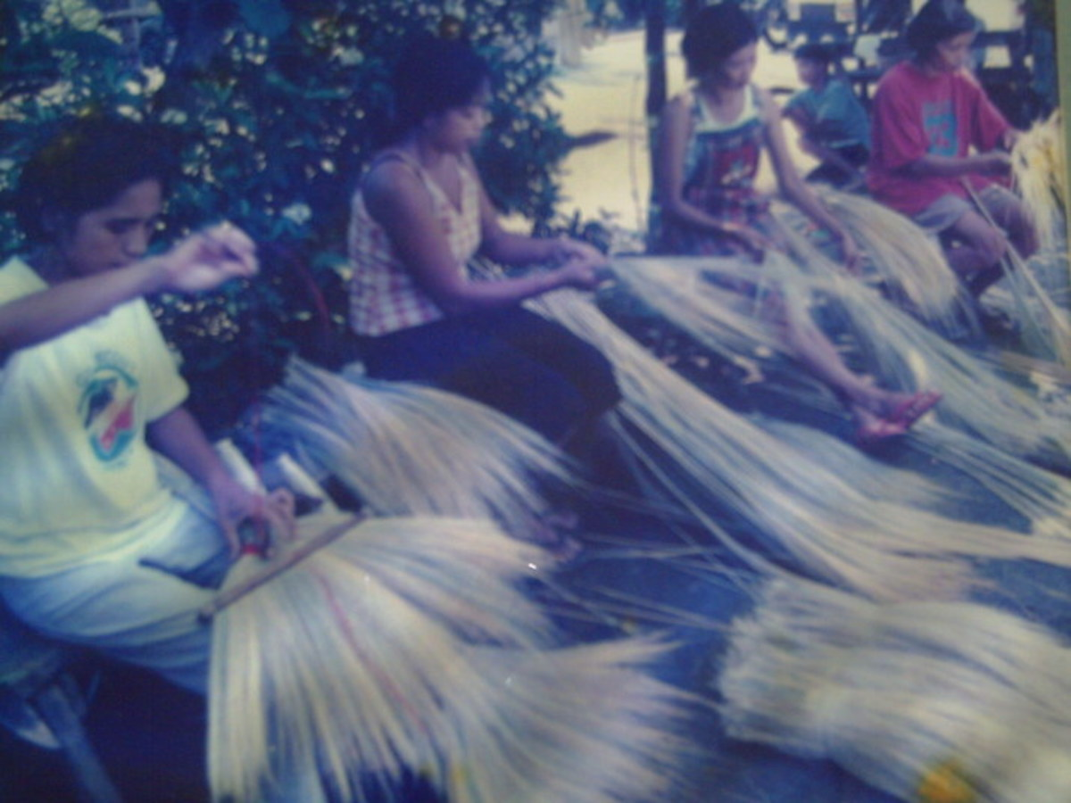 SOFTBROOM INDUSTRY of MANITO