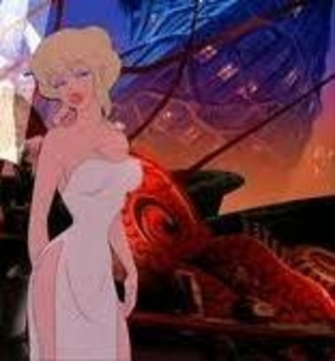 Holli Would: The Sexiest Cartoon Ever