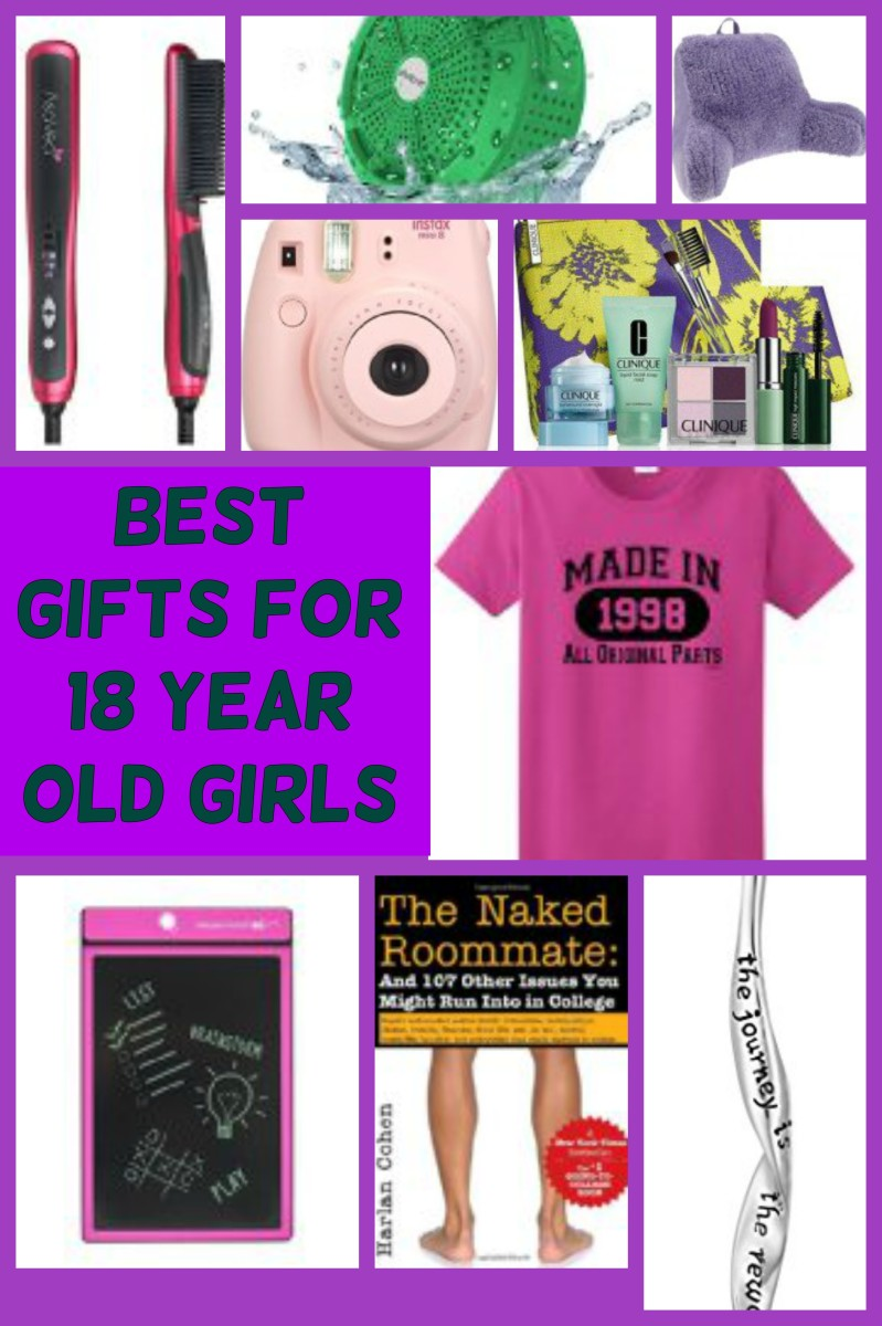 223e4843142 Popular Birthday and Christmas Gift Ideas for 18 Year Old Girls ...