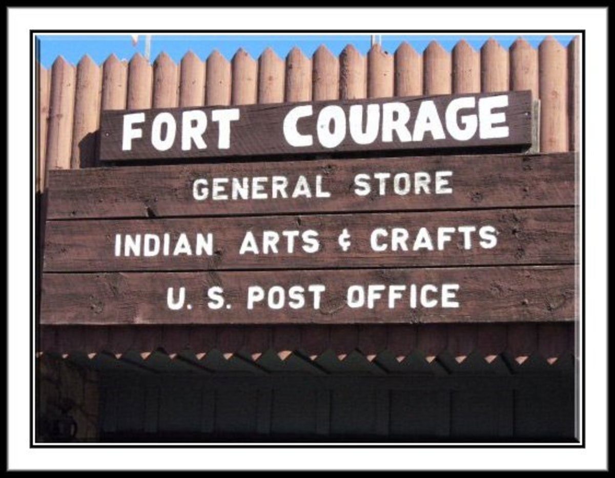 Fort Courage, Home Of F-Troop