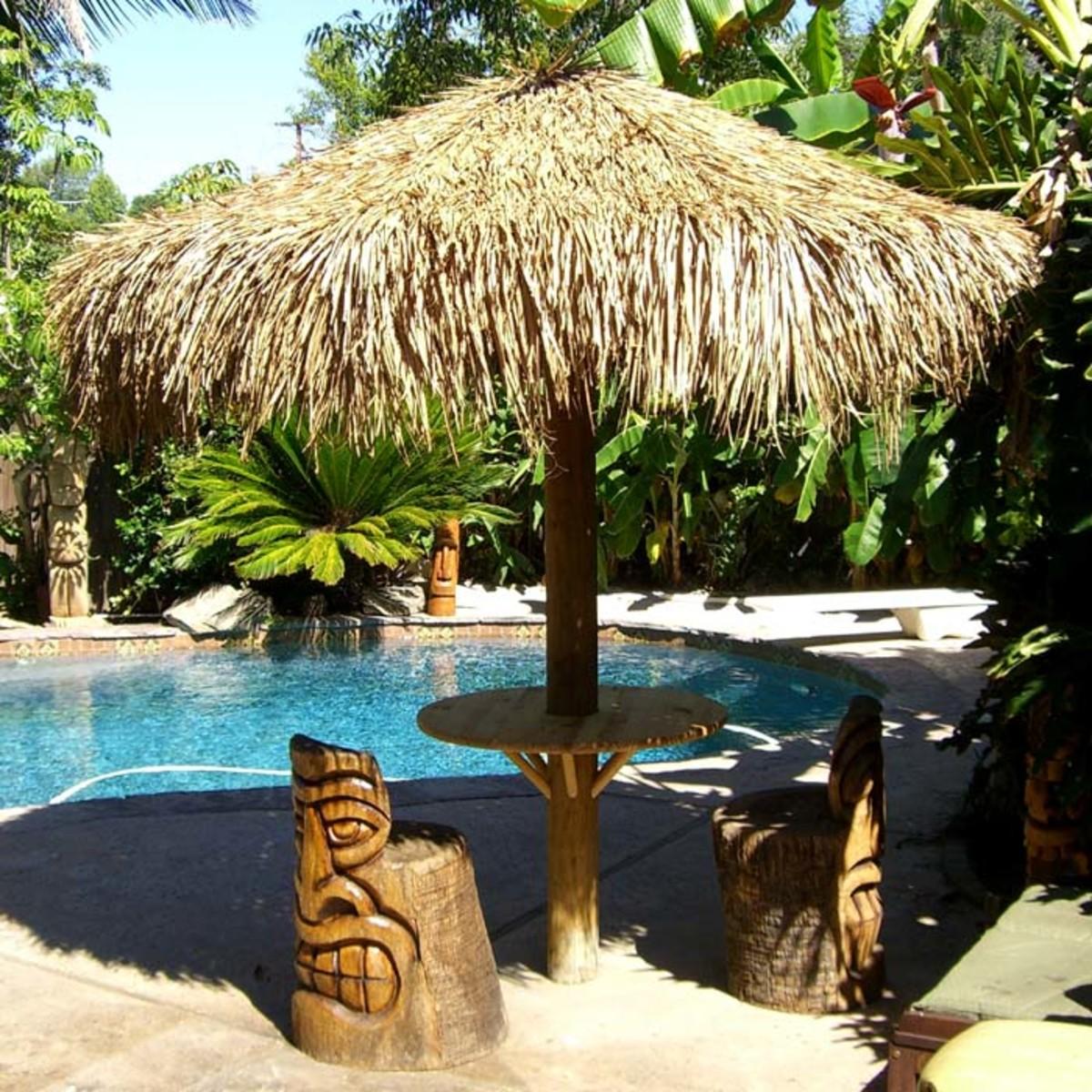 1000+ images about Palapa Ideas on Pinterest | Roof ideas ... on Palapa Bar Backyard id=53544