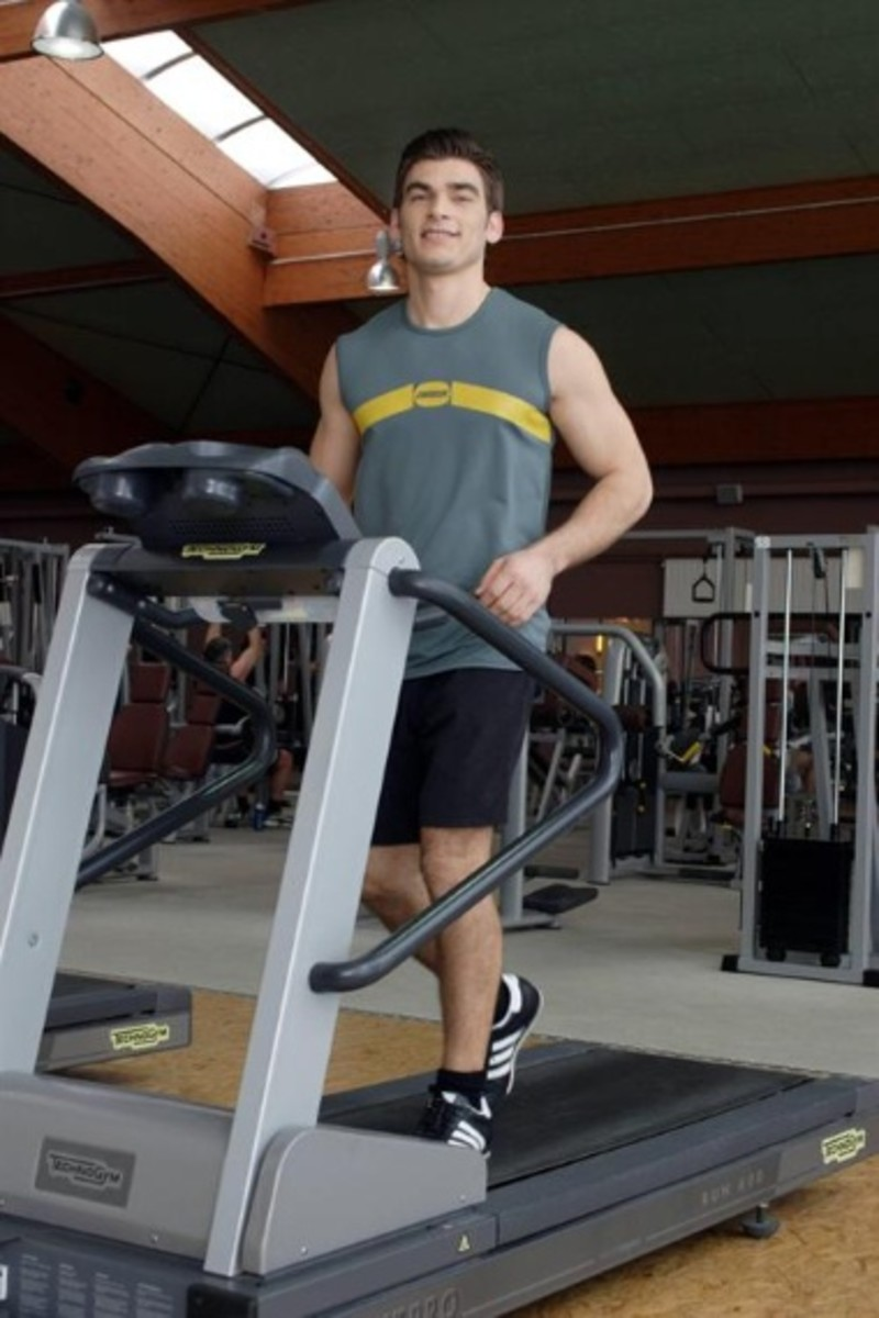 Cardio X will get you off the treadmill while still burning the calories.