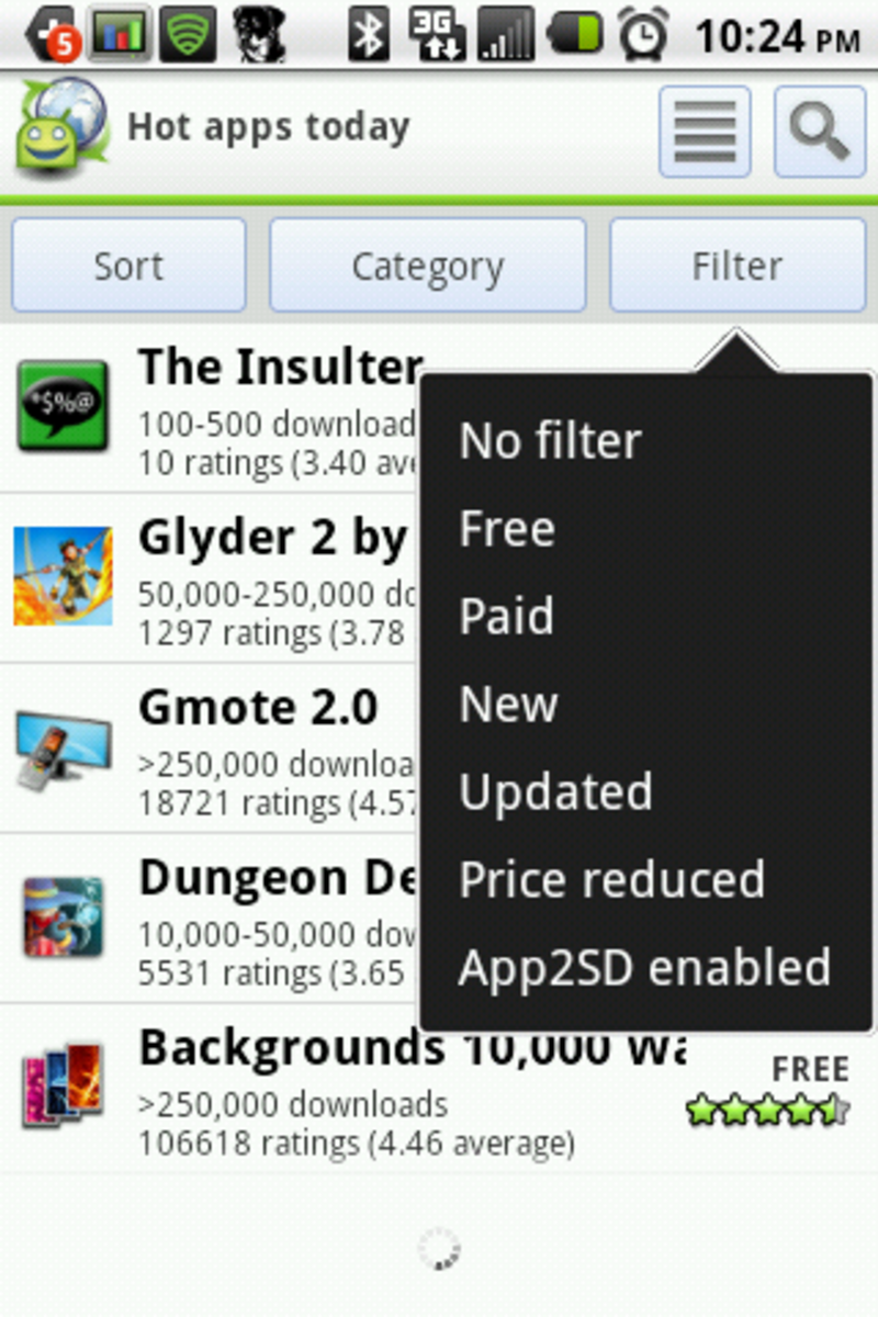 samsung-intercept-starter-apps-the-best-first-installs-from-android-marketplace
