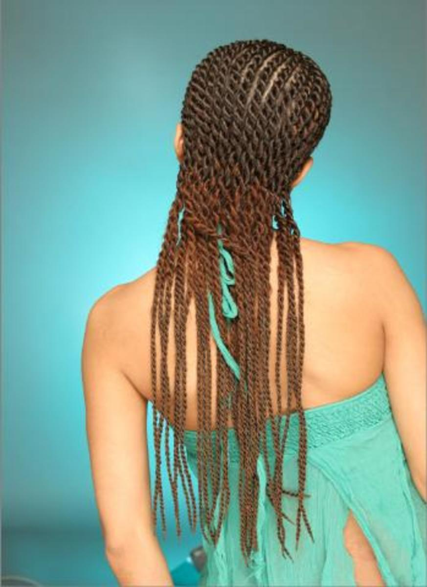 Braids Hairstyle for Black Women