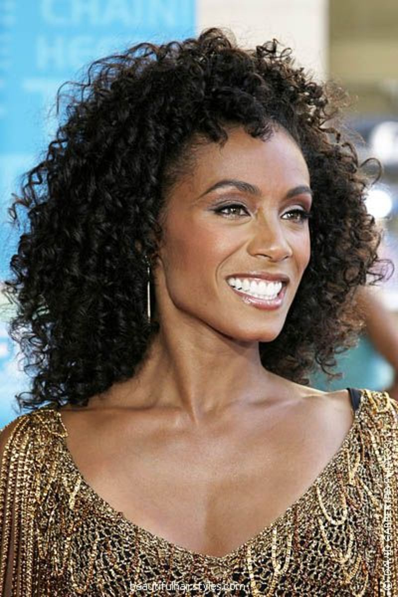 Afro Hairstyle for Women