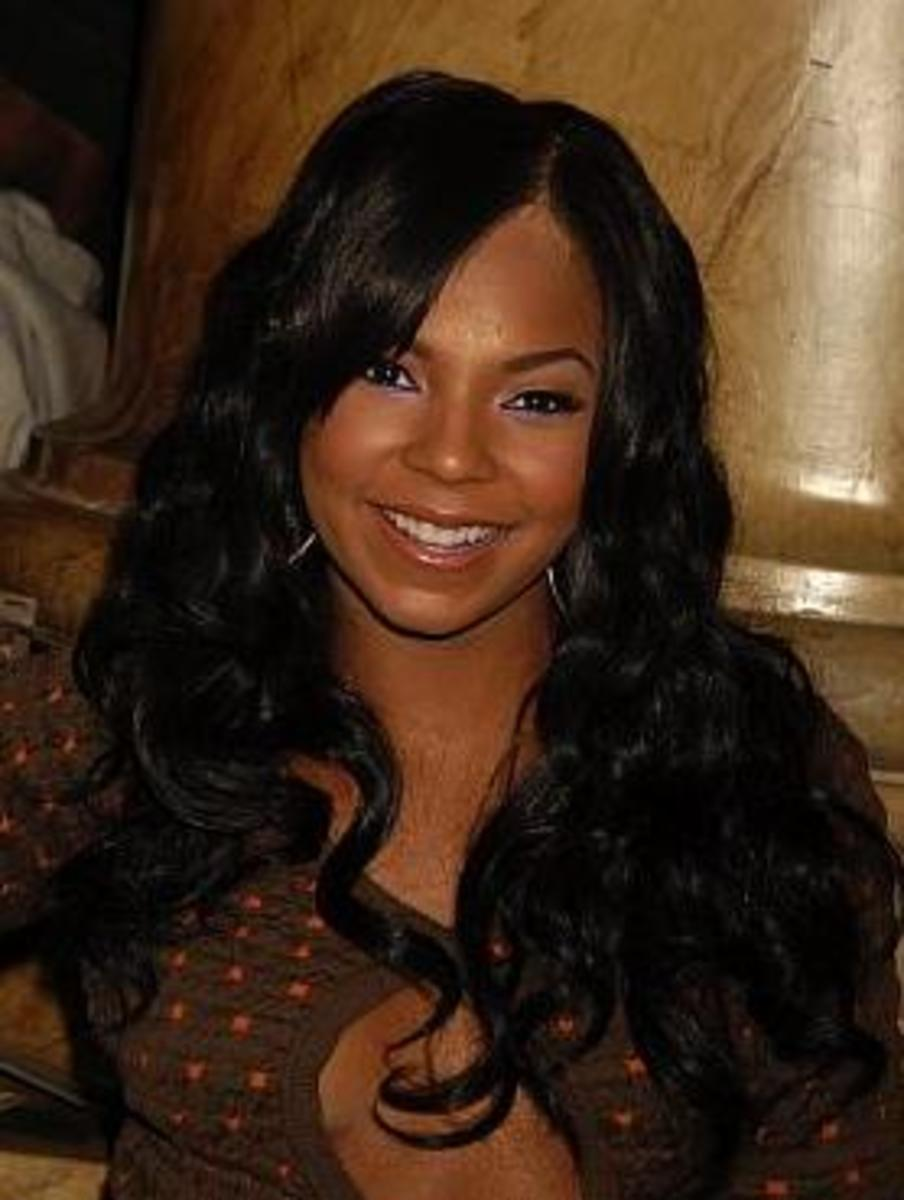 Afro Hairstyle - Long Hairstyle for Black Women