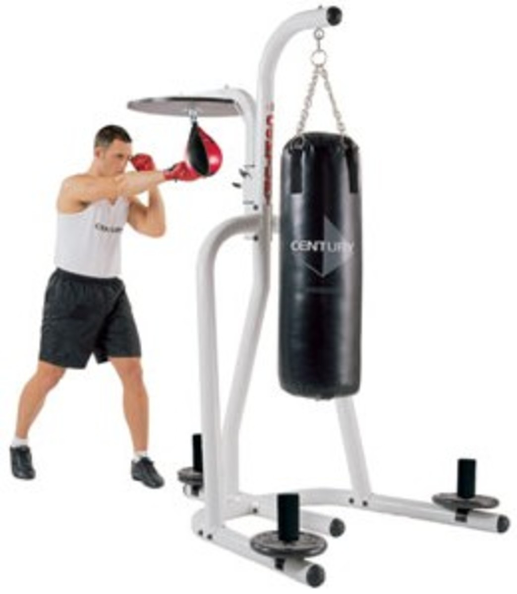 Punching Bag Stands - Home Workout Equipment