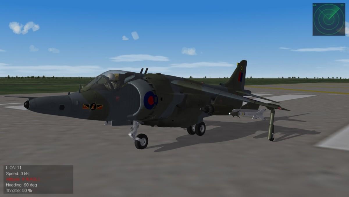 Harriers Kick Ass
