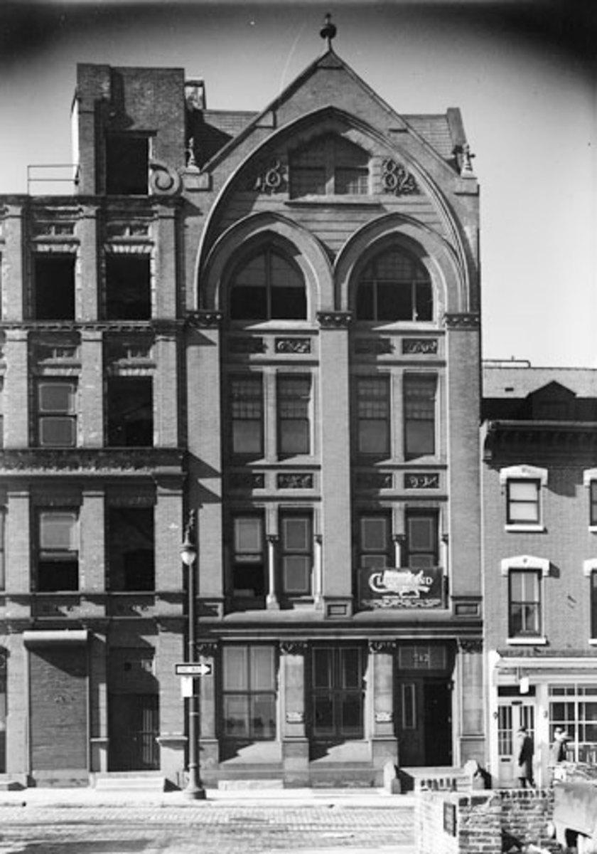 The Royal Insurance Company Building in Philadelphia