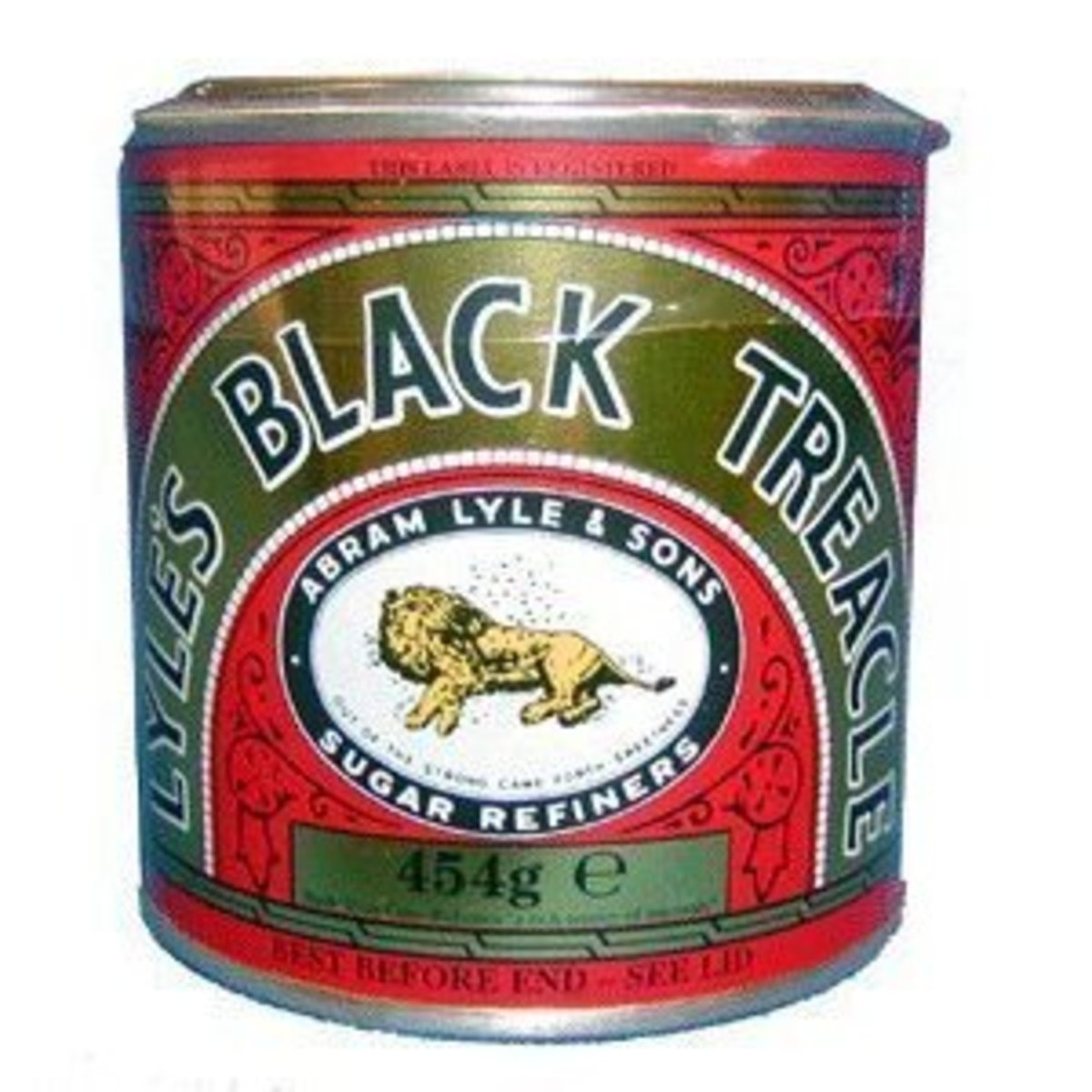 Tin of Lyle's Black Treacle