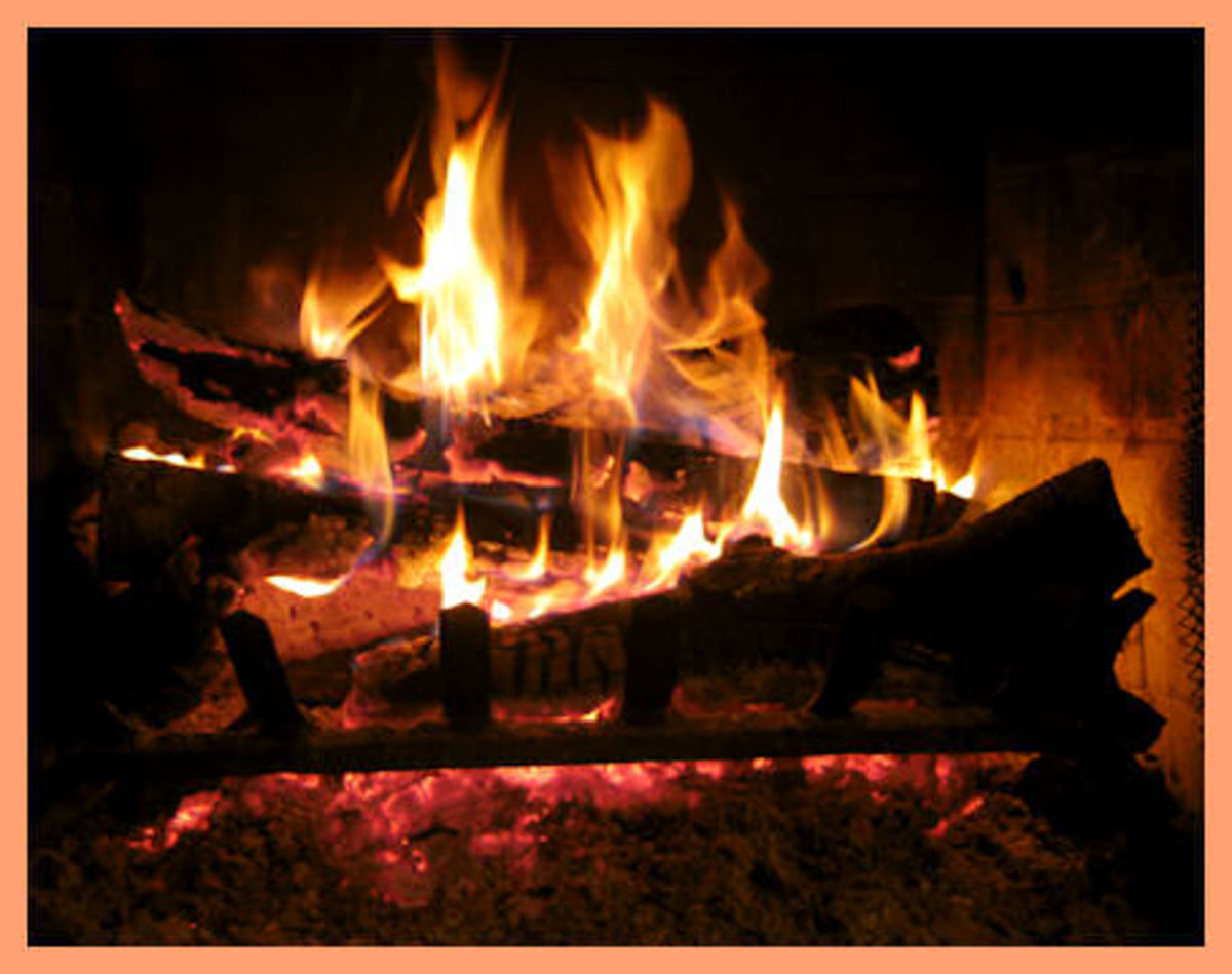 The New Fire Ceremony - For New Year's Eve Party