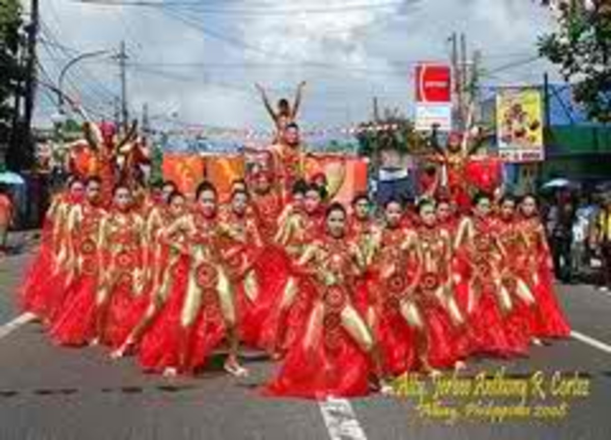 Pilgrimage to Joroan, Tiwi, Albay (Photo courtesy of http://aboutph.com/)