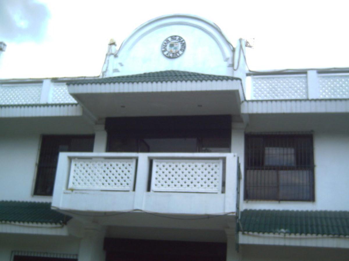 Manito Town Hall (IAA)