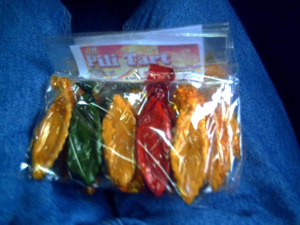 PILI TART - my snacks (one of the native delicacies in Bicol, Philippines) (IAA-24Sept2010)