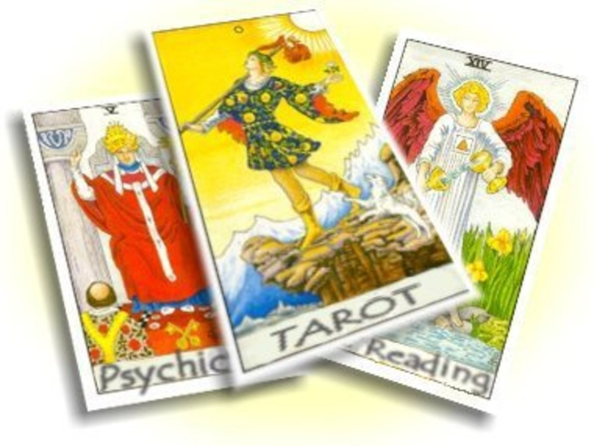 The Tarot : Cards of Wonder
