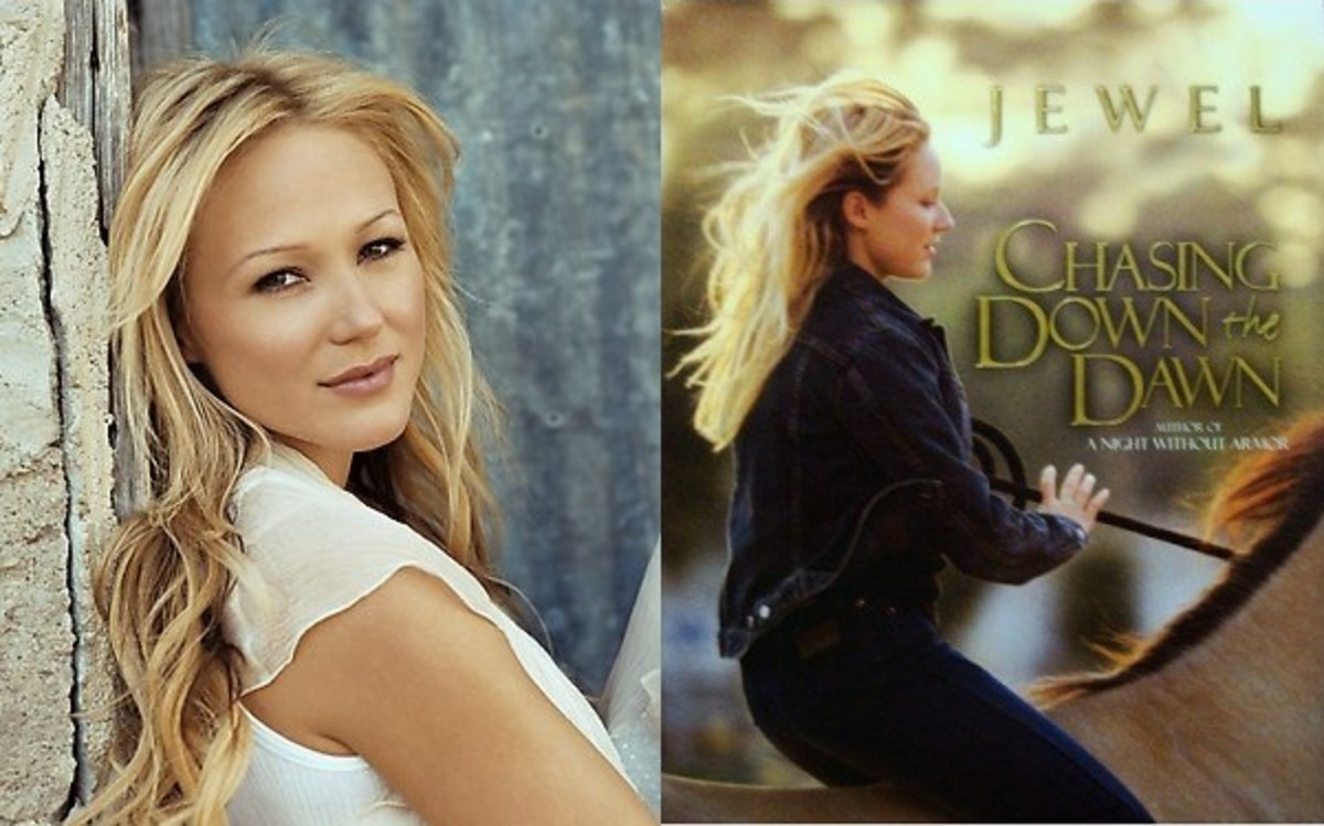 "Jewel: ""Chasing Down the Dawn"""
