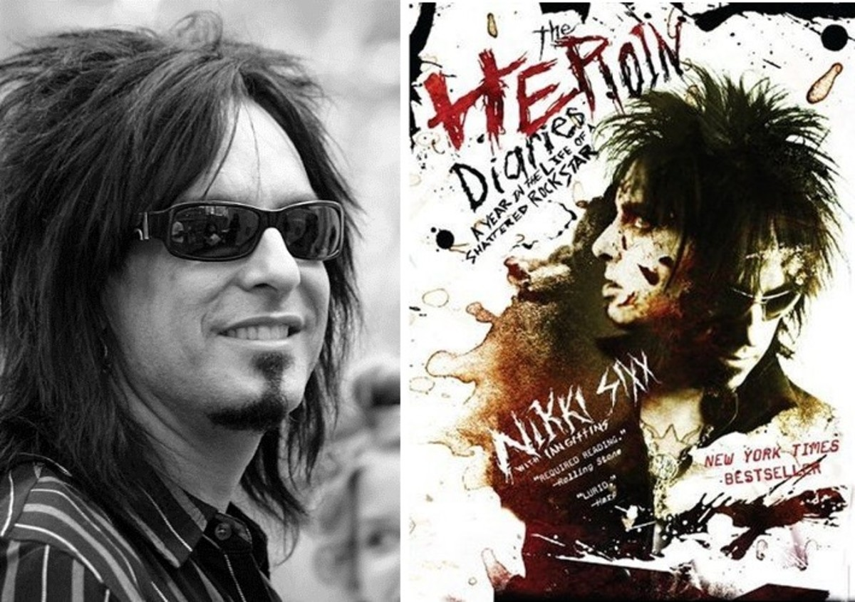 "Nikki Sixx: ""The Heroin Diaries"""