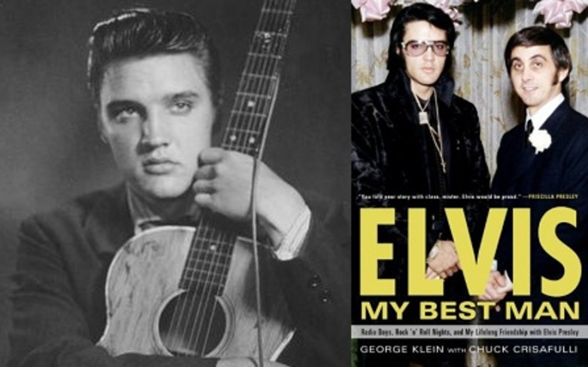 "Elvis Presley: ""Elvis: My Best Man"""