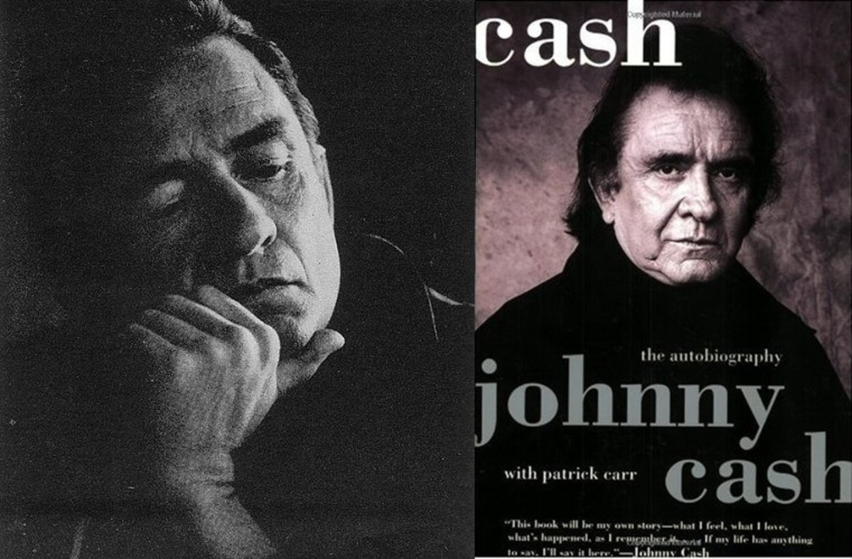 "Johnny Cash: ""Cash: The Autobiography"""