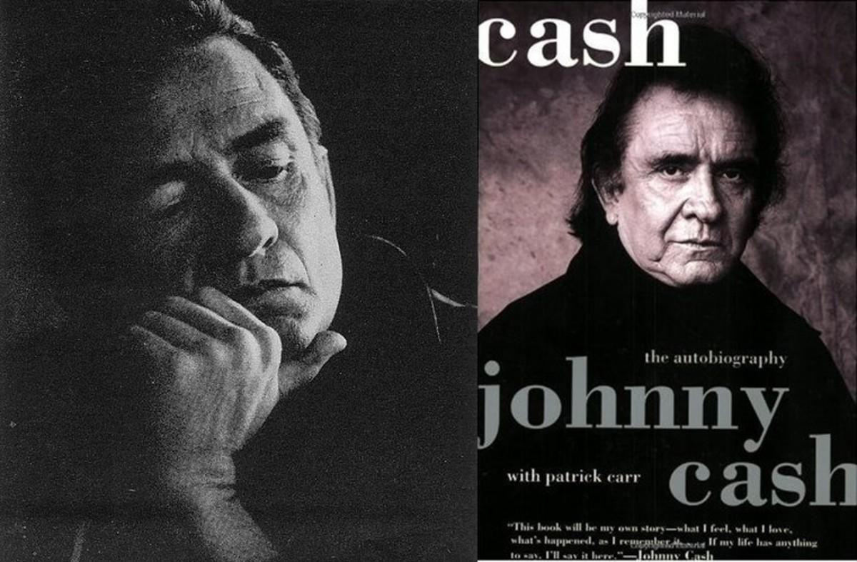 """Johnny Cash: """"Cash: The Autobiography"""""""