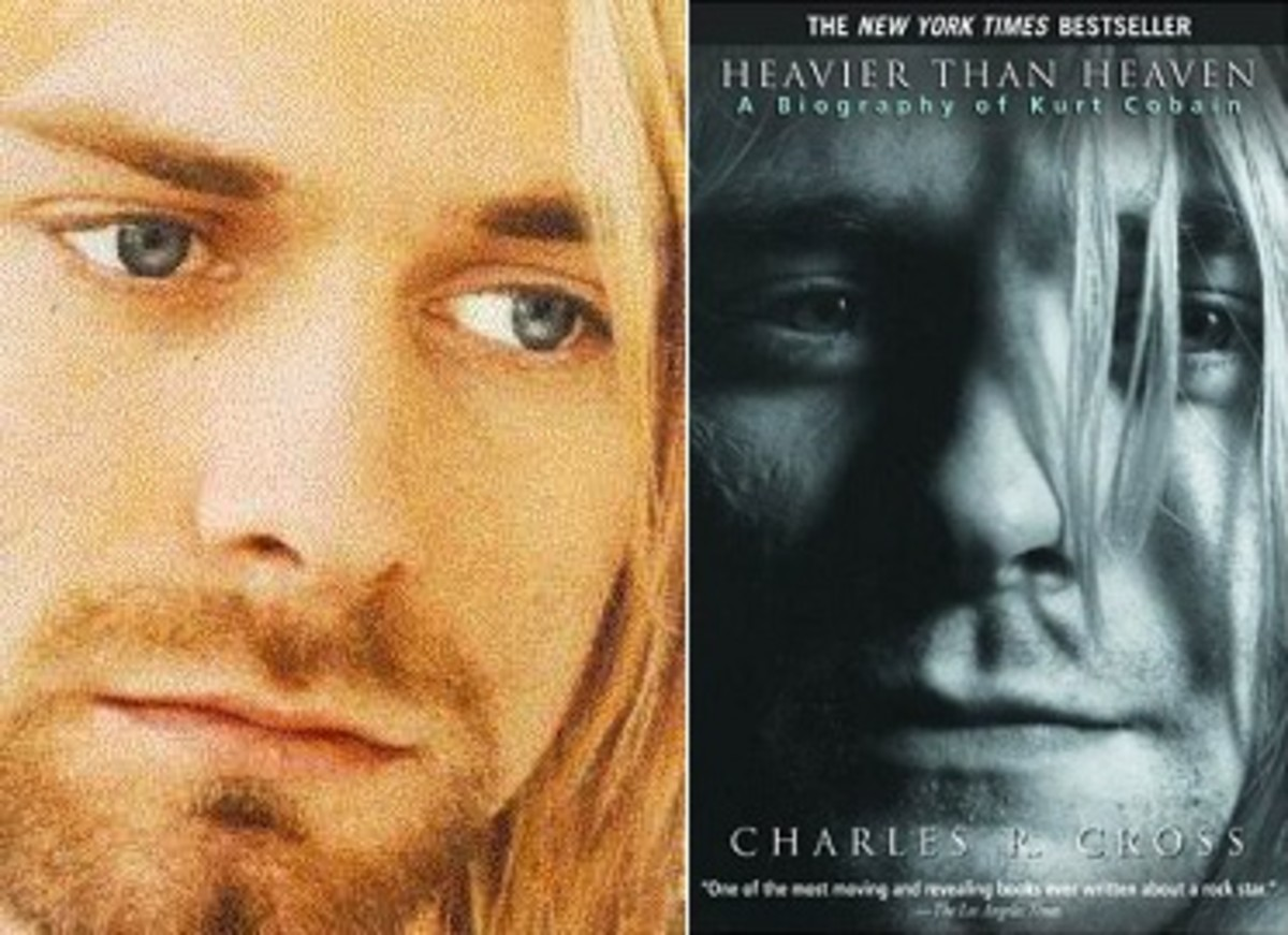 "Kurt Cobain: ""Heavier Than Heaven"""