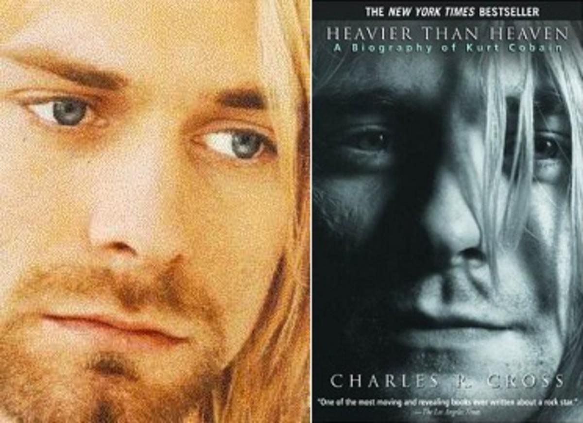 "Kurt Cobain: ""Heavier Than Heaven"""
