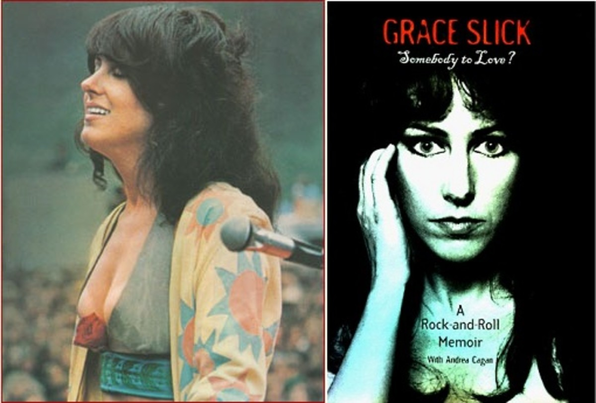 "Grace Slick: ""Somebody To Love"""